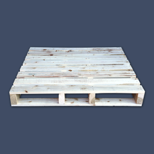 Wooden pallet manufac...